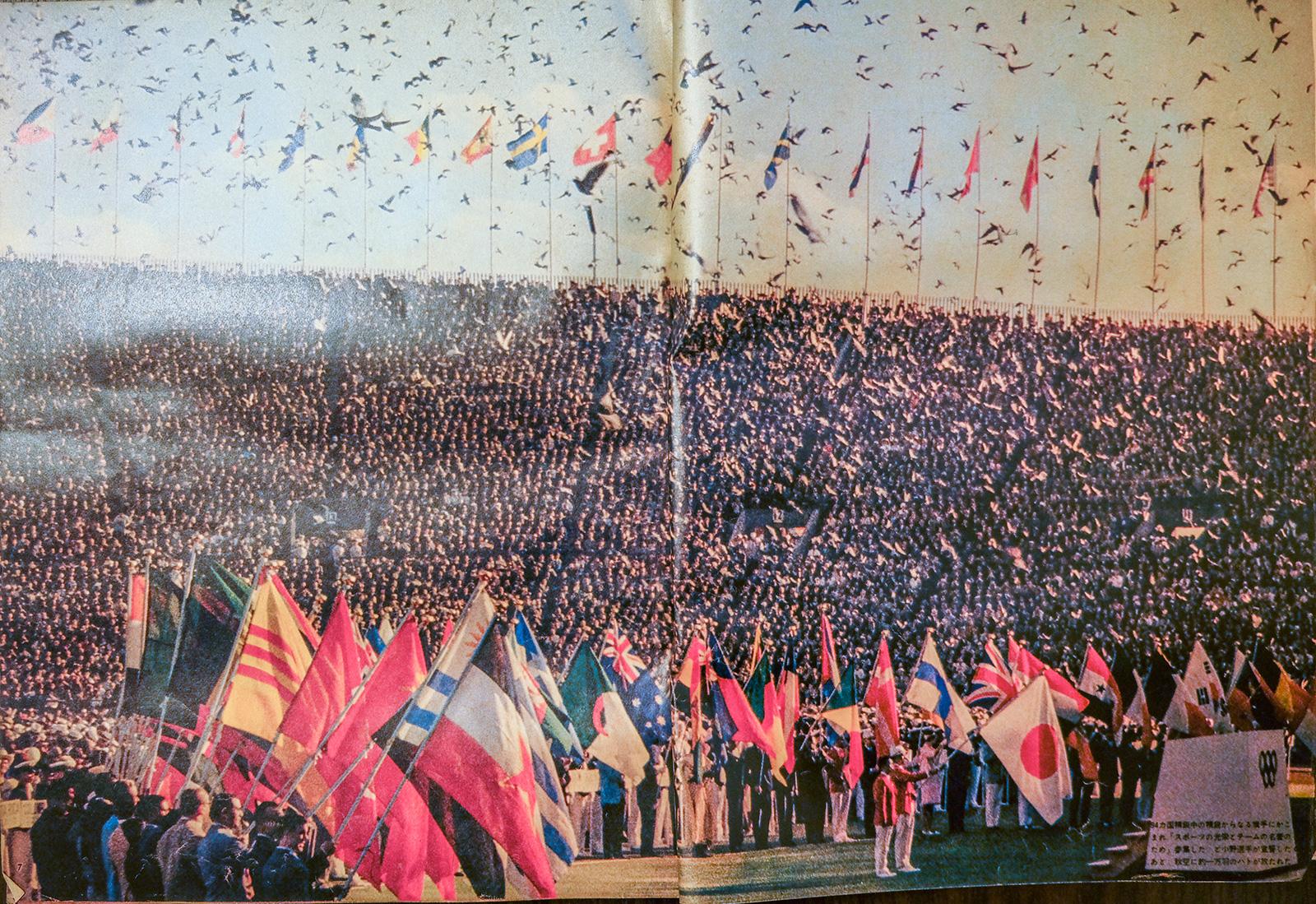 −東京オリンピック1000日前企画− 1964年大会を当時の写真集で振り返る