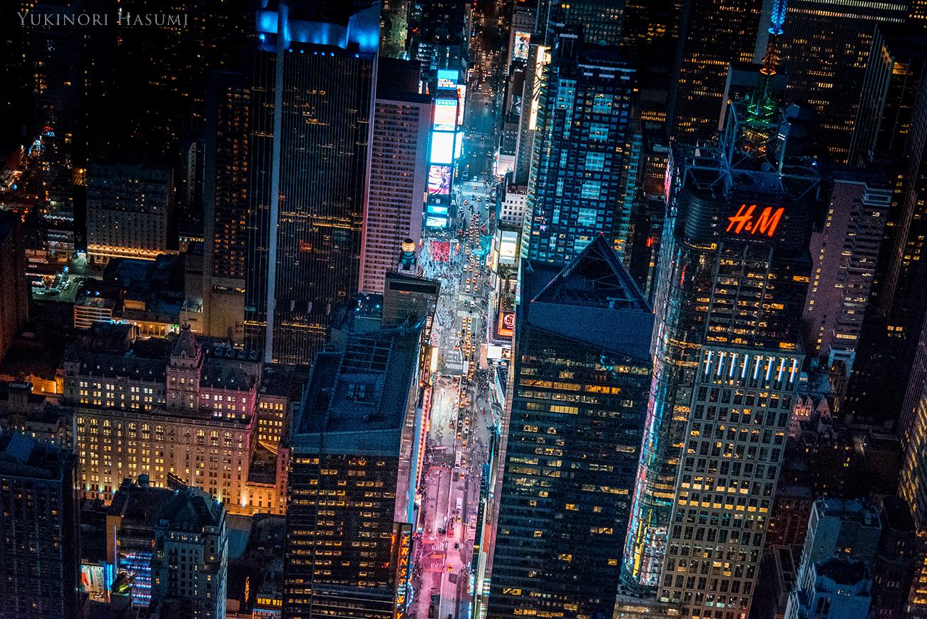 ニューヨークで夜景空撮をしたらもう死んでもいい…と思えた話