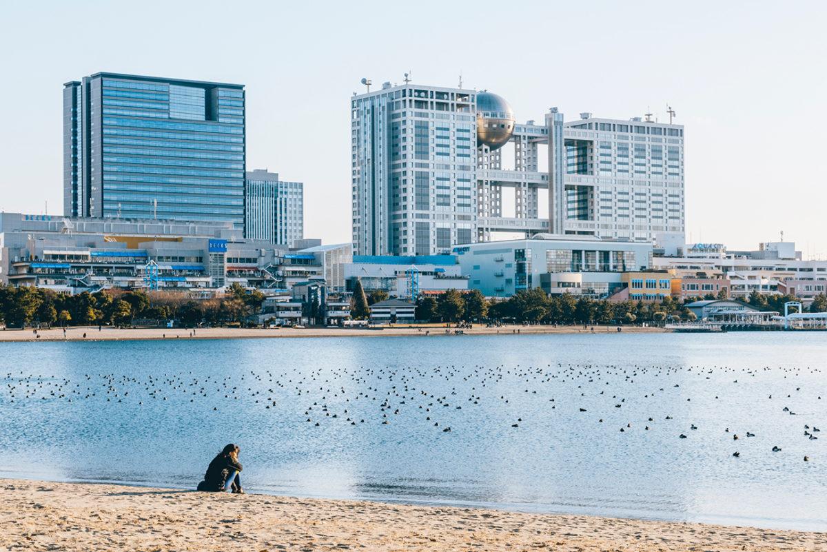 東京で消耗したらここへ…心をリセットできそうな水辺の癒しスポット5選