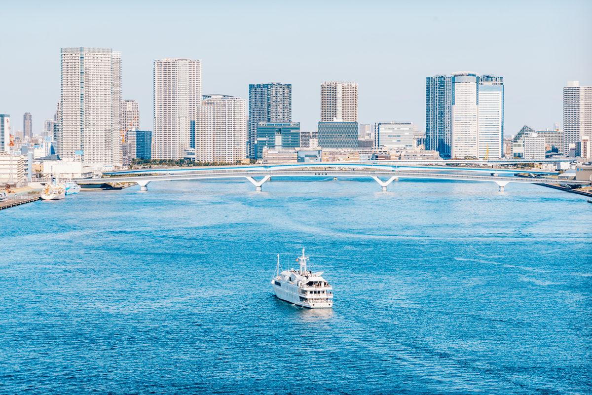 水辺のオアシス「湾岸エリア」は雑多な東京のイメージをくつがえす場所、10年通って伝えたいその魅力